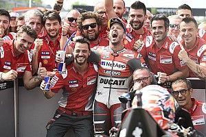 Stats - Ducati se réapproprie Brno