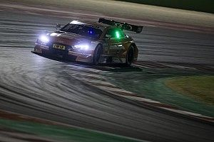 Misano, Libere 1: le Audi brillano nella notte con Green al comando, Zanardi migliora costantemente