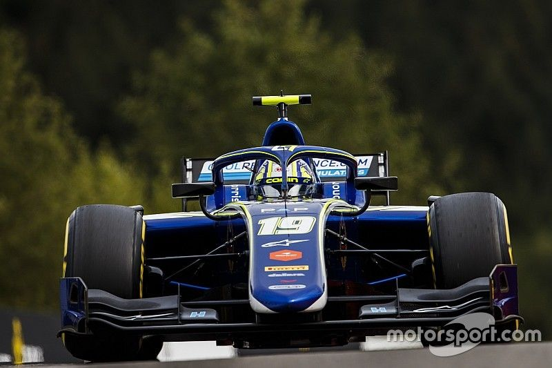 """Norris: F2 title """"just as important"""" to McLaren as FP1 outings"""