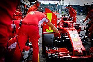 Райкконен пропустил последние минуты квалификации из-за просчета Ferrari