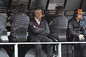 """Gil de Ferran elogia Alonso: """"é fácil trabalhar com ele"""""""