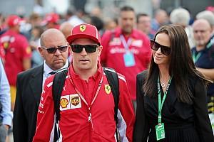 Räikkönen, és az ő kis családja: micsoda idill?!