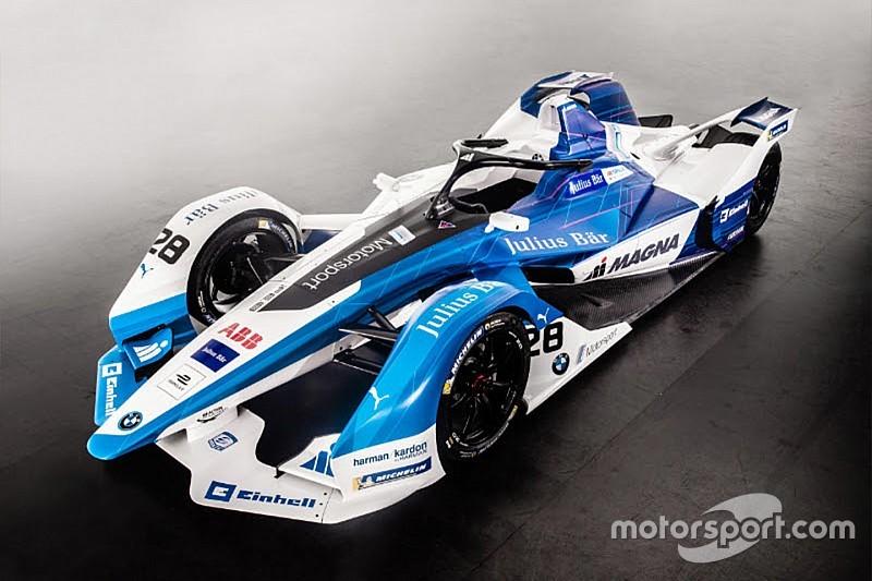 BMW umumkan pembalap Formula E musim kelima