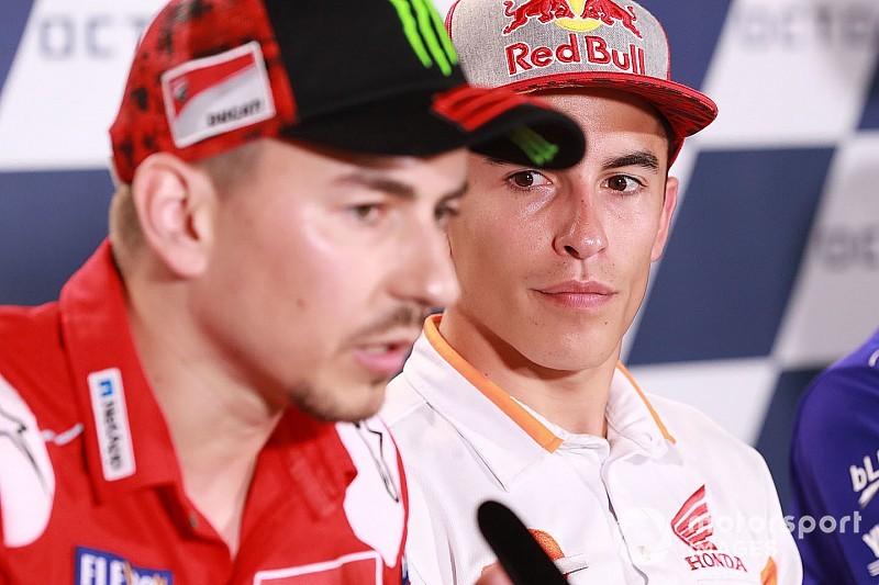 """Márquez : """"La concurrence fait progresser la moto et l'équipe"""""""