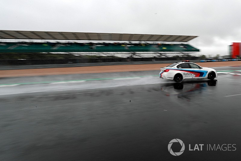 "Silverstone track surface has ""degraded"" since March - FIM"