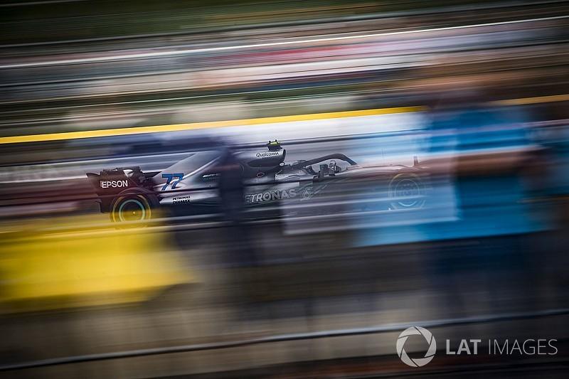 GP del Belgio: fra Bottas in scia e Vettel in testa ci sono stati 24,4 km/h di differenza!