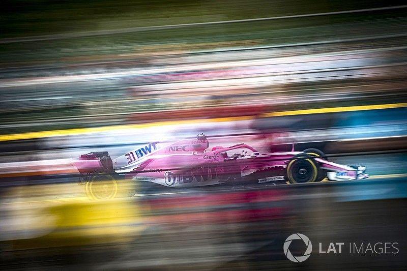 Renault: Mercedes-Bindung macht Ocon das Leben schwer