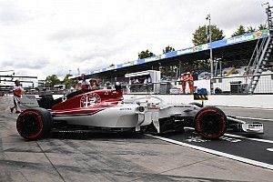 "Sauber has corrected DRS ""design flaw"" after Ericsson shunt"