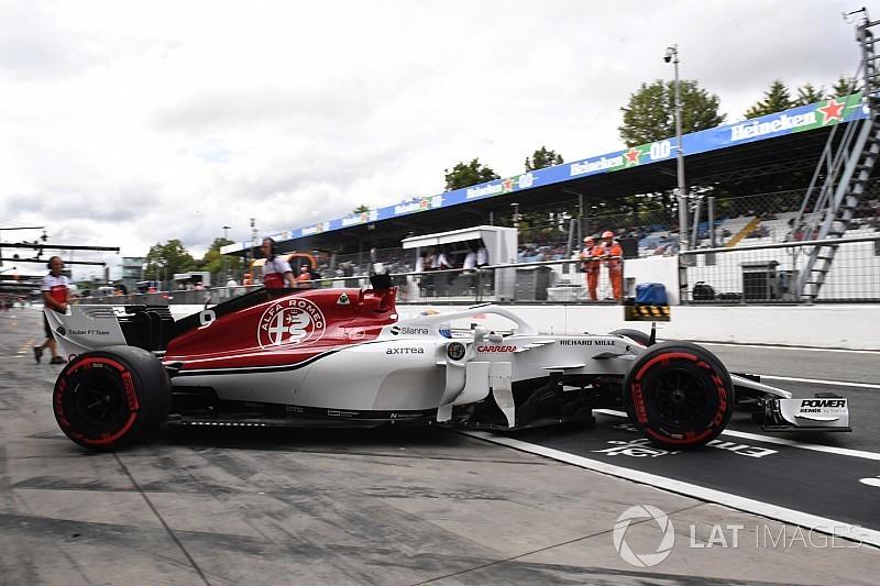 Pénalité pour Ericsson, évolution Renault pour Verstappen