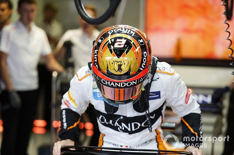 Вандорн начал готовиться к уходу из Ф1 в другой чемпионат
