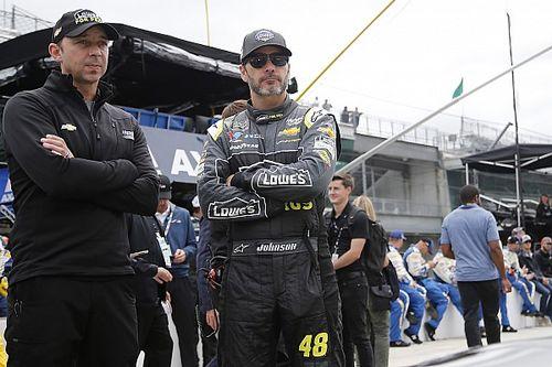 Nach 17 Jahren: NASCAR-Traumpaar Johnson und Knaus trennt sich