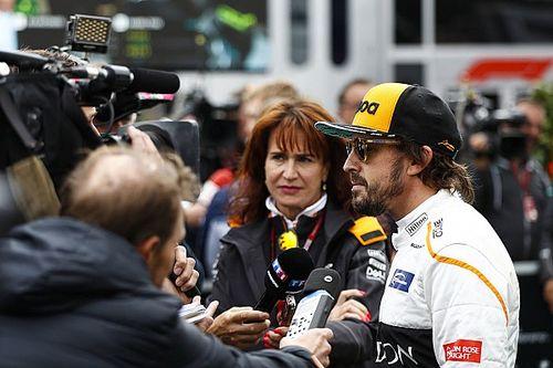 """Alonso : """"Pas frustrant"""" mais """"il était temps de dire au revoir"""""""