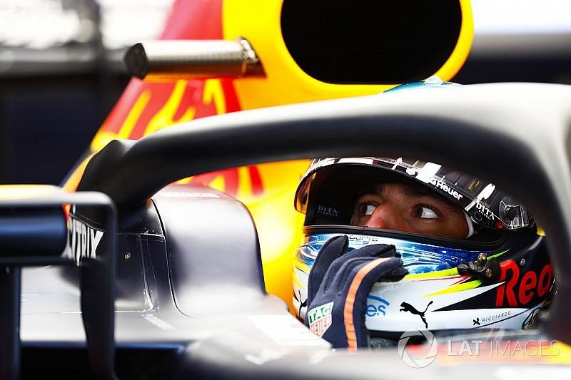 Ricciardo azt hitte, furcsább lesz a Red Bullnál a renault-os bejelentés után