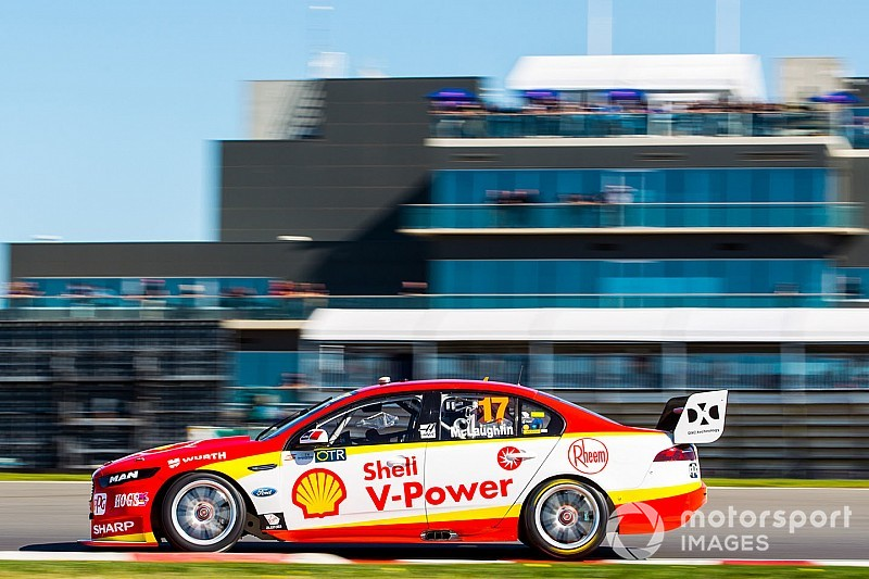 DJR Team Penske fined $30,000 for gearing blunder
