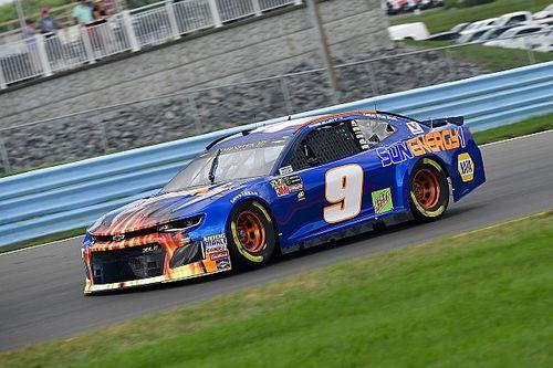Chase Elliott lideró la práctica final en Watkins Glen