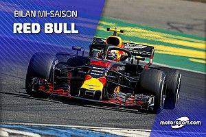 Bilan mi-saison - Des victoires et des questions pour Red Bull