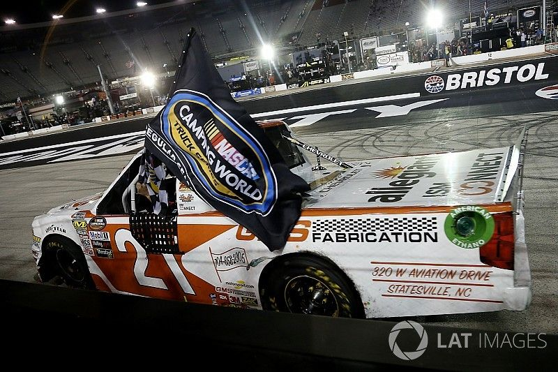 It's Playoff time for eight Truck title contenders