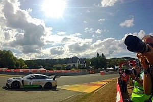 """Motorsport photographer and masters student shares the inspiration behind """"Endurance"""""""