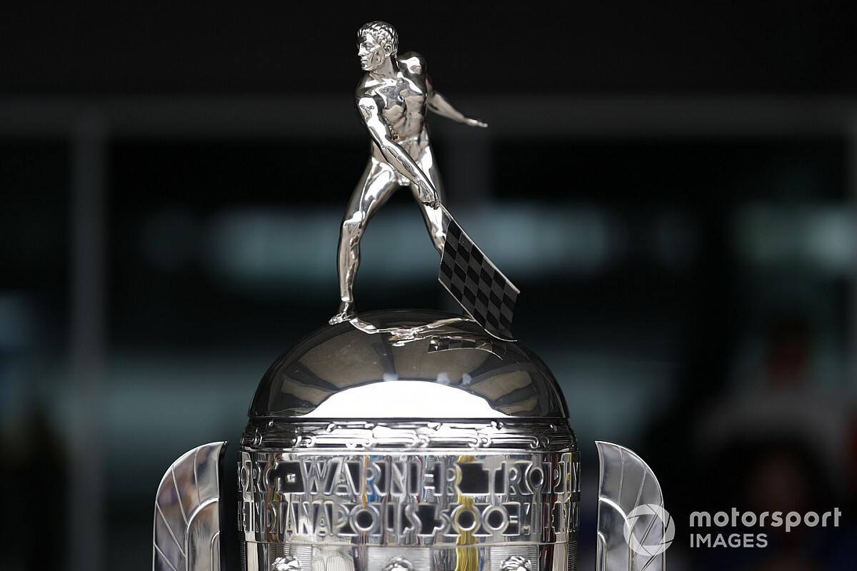 Indy 500 memories from Borg-Warner's famous 'silver man'!