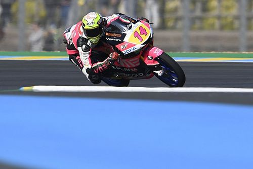 FP3 Moto3 Italia: Arbolino di puncak, Gerry ke-28 lagi