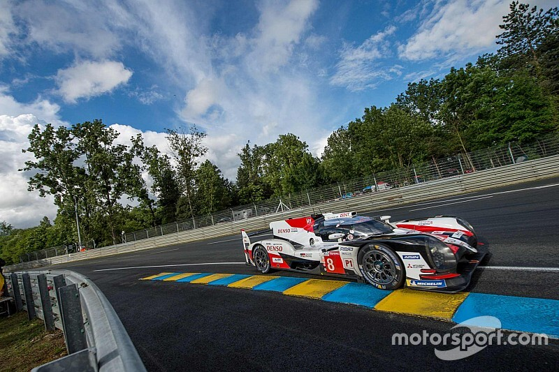 More practice time on revised Le Mans 24 Hours schedule
