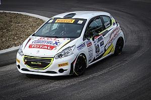 Peugeot Competition 208 Rally Cup Pro: Straffi terzo vincitore in tre gare al Taro