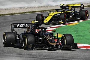 Hulkenberg e Magnussen tomam punições para grid do GP da Áustria