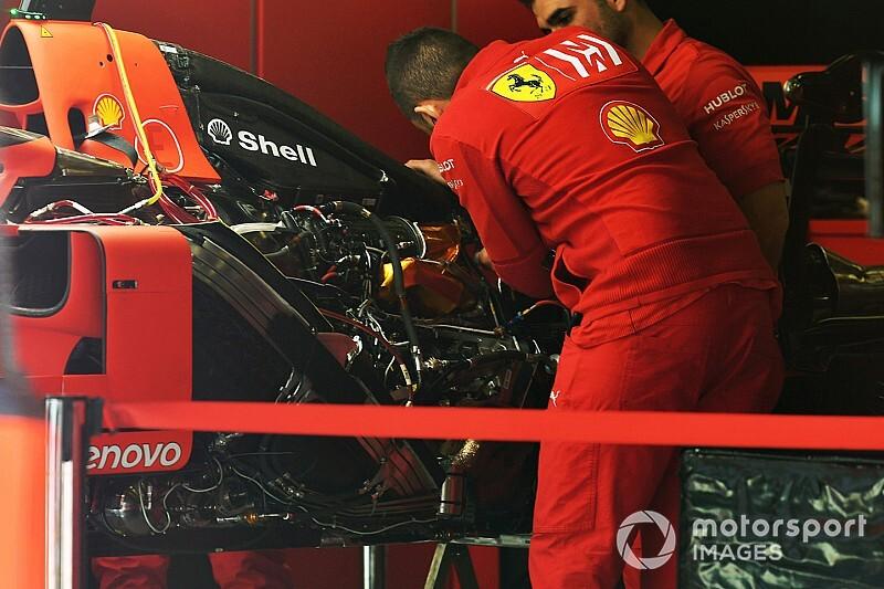 Miért marad az F1 a hibrid motornál?