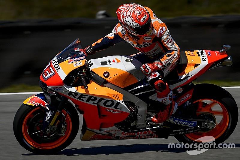 """Márquez: """"No sé qué han hecho en Yamaha, pero ahora van muy rápido"""""""