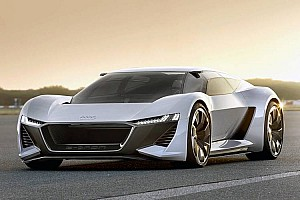 Az e-tron GTR válthatja le az Audi R8-at a kínálatban