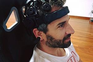 В Італії створили шолом із 19 датчиками для вимірювання ефективності гонщика