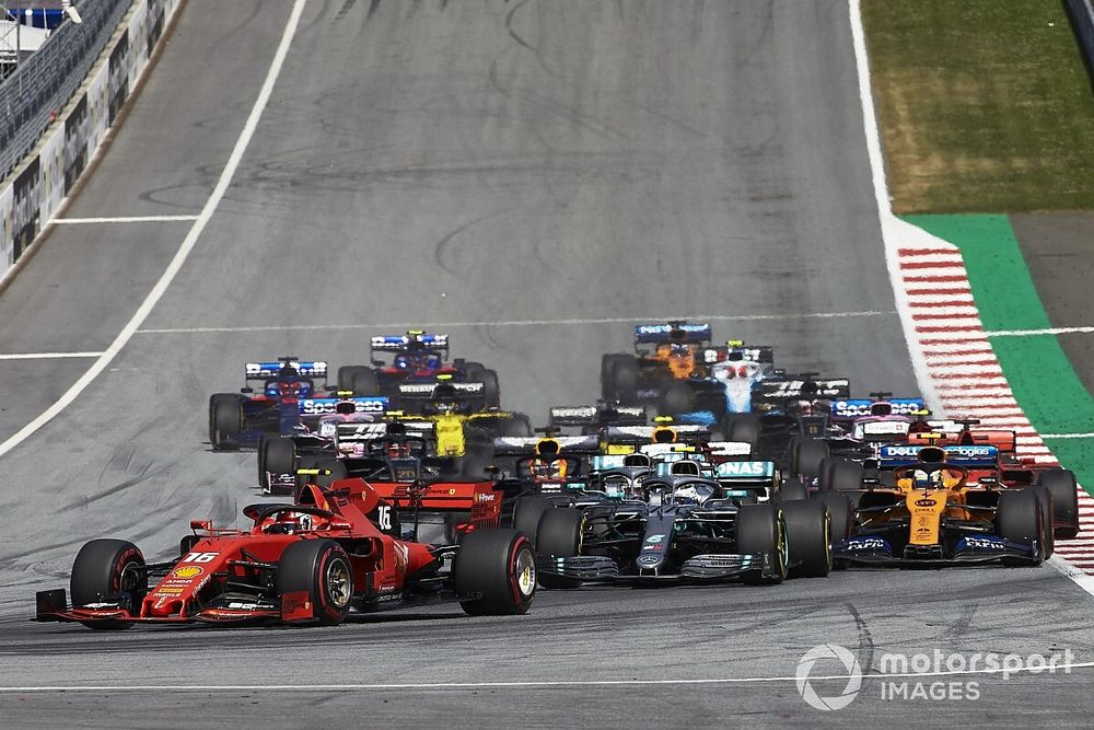 Зайдль: Трудно представить появление новых автопроизводителей в Ф1