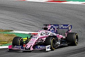 Perez: 11. olmak sinir bozucu fakat tempomuz buydu