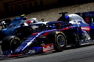 Toro Rosso: На темпе Квята сказалось повреждение тормозного воздухозаборника