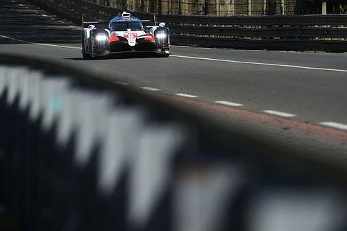 Galería: El test colectivo de las 24 horas de Le Mans