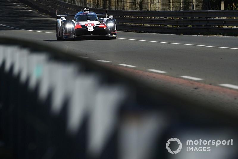 El test para las 24 horas de Le Mans 2019 y sus mejores fotos