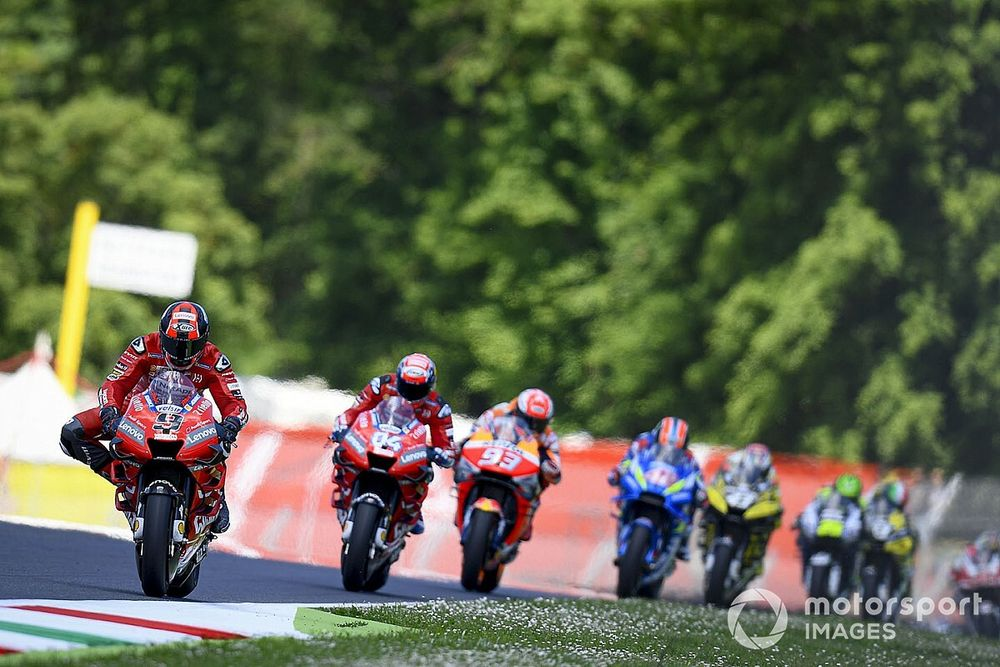 MotoGP 2021: Confira horários e como assistir ao GP da Itália em Mugello