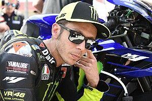"""Rossi no recuerda un fin de semana """"tan malo"""""""