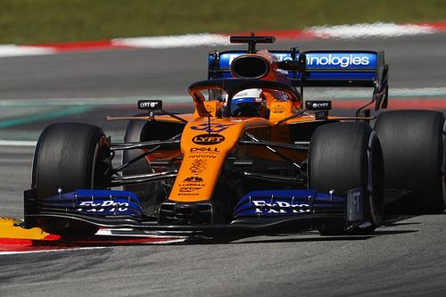 Sainz: Hafta sonu McLaren için iyi başladı