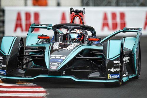 Evans loses Monaco E-Prix front-row start