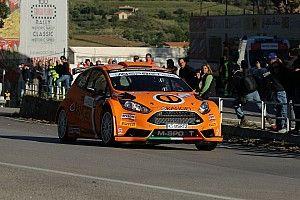 Targa Florio, PS12: Campedelli balza al comando, Rossetti ha problemi elettrici