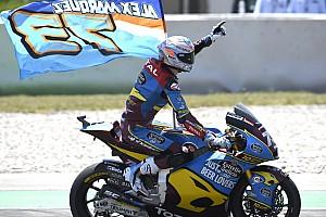 Marquez buka opsi bertahan Moto2