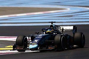 F2 Prancis: Sette Camara pole, Gelael start P10