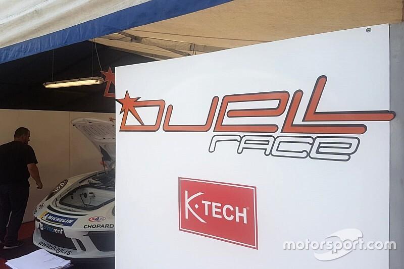 Il Team Duell Race pensa già al 2020 con la Porsche