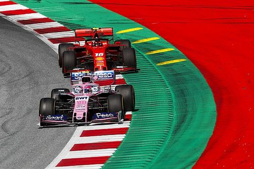 Startaufstellung: Formel-1-Grand-Prix von Österreich 2019 in Spielberg