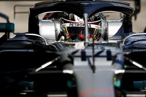 Video: Hamilton'ın Raikkonen'i engellediği an ve Raikkonen'in tepkisi
