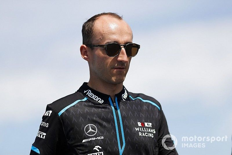 Kubica dice que el mal año de Williams ensombrece su retorno a la F1