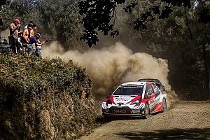 Portugal WRC: Latvala closes on Tanak through longest stage