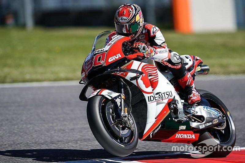 MotoGPイタリアFP3:中上貴晶、渾身のアタックで4番手! トップはペトルッチ