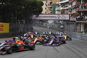 Sainz egészen szenzációs előzése a McLarennel Monacóból: videó